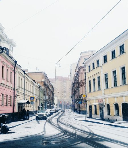 Streetphotography Architecture How's The Weather Today? Winter Snow Taking Photos Enjoying Life EyeEmRussianTeam Cityscapes Eye4photography