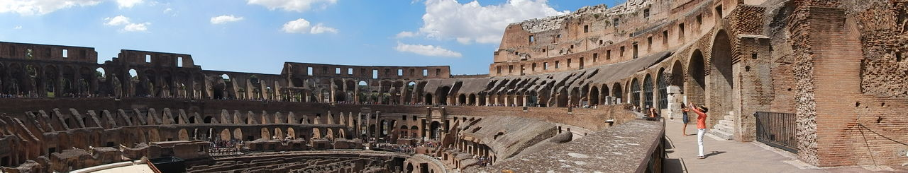Colosseum, Rome, Italy Architecture Travel Destinations Day Rom Kolosseum Travel Photography Visiting Museum Panoramic Your Ticket To Europe