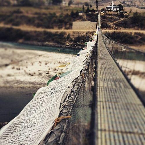 Bridge!! Sky Bhutan