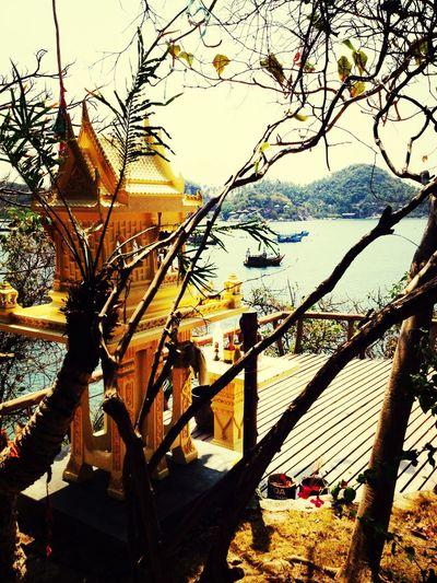 Beautiful Surroundings View Holiday Memories