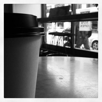 Never have toooo much coffee. Coffee 3GS Badass Iphoneonly blackandwhite oshawa isabellas