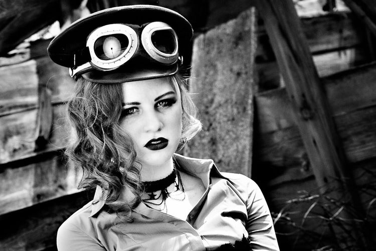 Steampunk Young