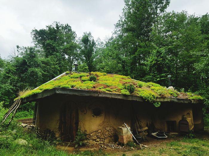 I found my dream house Earthen House First Eyeem Photo