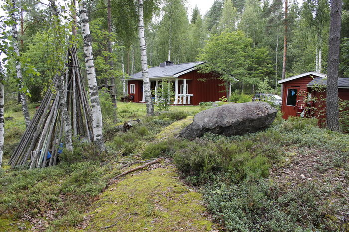 Finland Mindfulness Nature Beauty Summer Cottage Traditions Tranquility