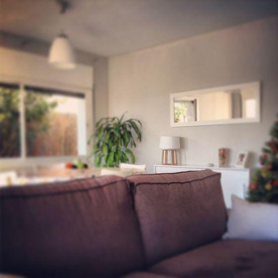 El nou punt de llum habituant-se a la sala #home #premia Home Premia