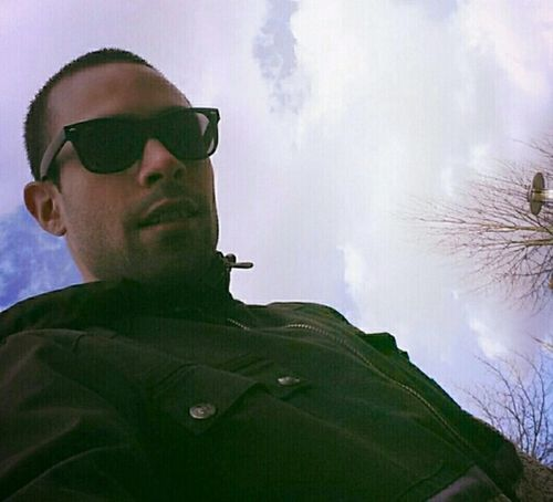 Me Sky Nature Blue Clouds Trees Sunglasses Summer Love Model Male Model Freshcut Jacket Fasion Streetwear Steelo Life That's Me Hello World Enjoying Life Perfect Picoftheday Photooftheday Amazing Eye4photography