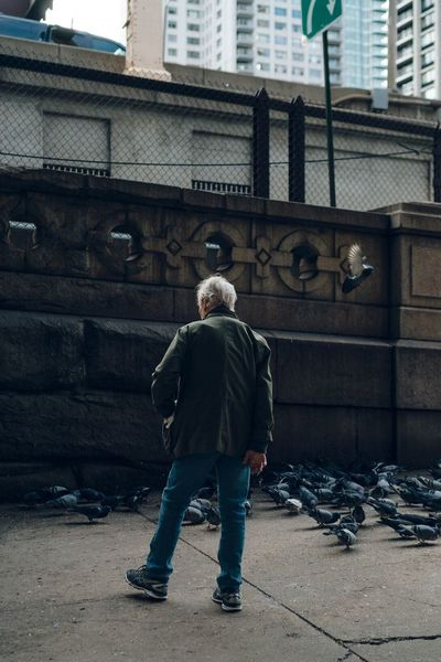 - Birds in the trap Birds Outdoors People Eye4photography  NYC EyeEm Best Shots EyeEm Gallery Sony A6000 Eyeemphoto Travcimages Photooftheday EyeEm Popular Photos The Street Photographer - 2017 EyeEm Awards