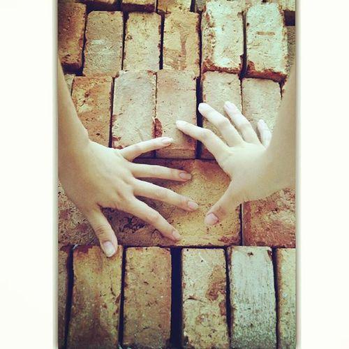 Hands Brick