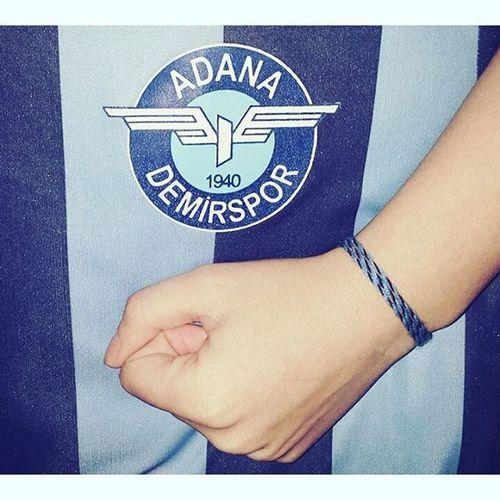 Adana Demirspor 'lu olmak ŞEREF ONUR GURUR'dur.. 😍💙✌ Adanademirspor 💙 ✌ ⚡