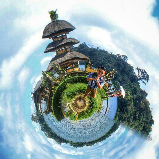 make some fun with little planet apps. Enjoying Life Travel Traveling Bali Everyday Joy Hello World LittlePlanet EyeEm Best Shots INDONESIA Bedugul