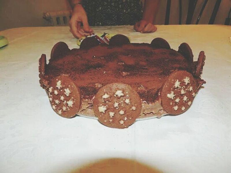 Cake Nutella Pandistelle Foodporn