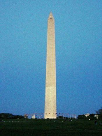 Washington DC National Capitol National Mall Monument Sunset DC U.S.
