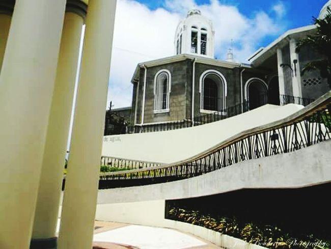 Church in Costa Rica Travelingtheworld