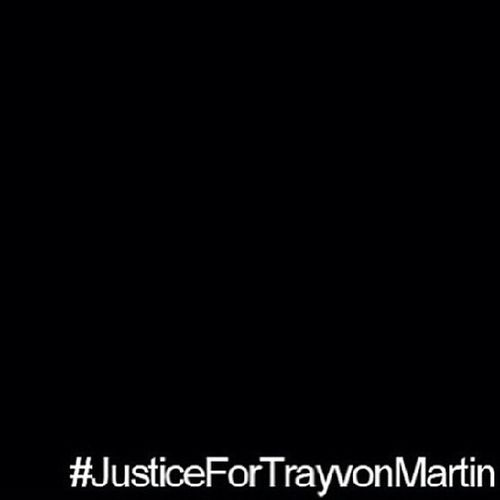 Jusicefortrayvonmartin Are  You Following him? yes ok we don't need you to do that. guilty is the only verdict normal justice the world love to see watching