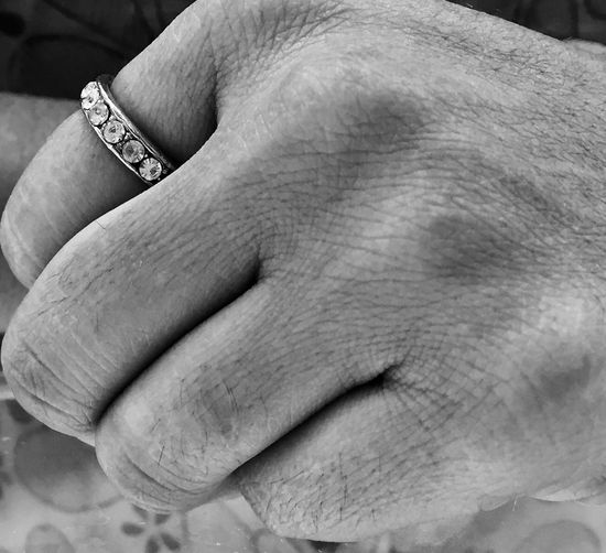 Human Hand Human Finger Ring Human Body Part Wedding Ring Love Two People Close-up Men Human Skin Togetherness Women Real People Indoors  Adult People Day Life's Line