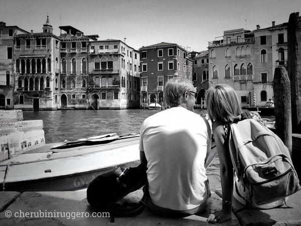 Canale Grande Venezia Igersvenezia Igersitalia Igersveneto Cherubini Ruggero Blackandwhite