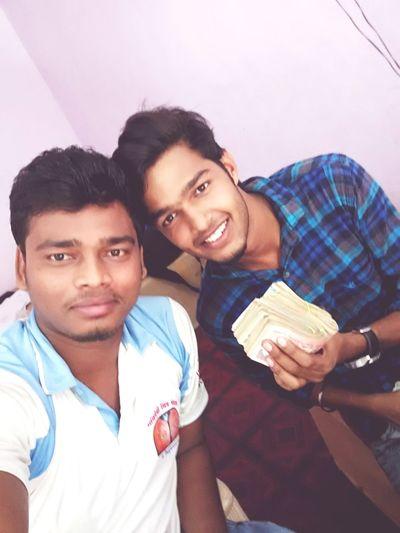 Cash Taking Photos
