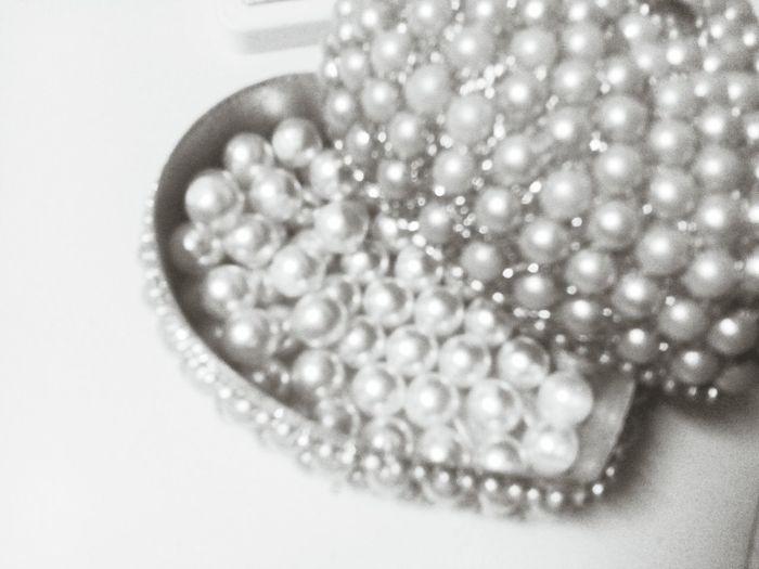 White pearl...