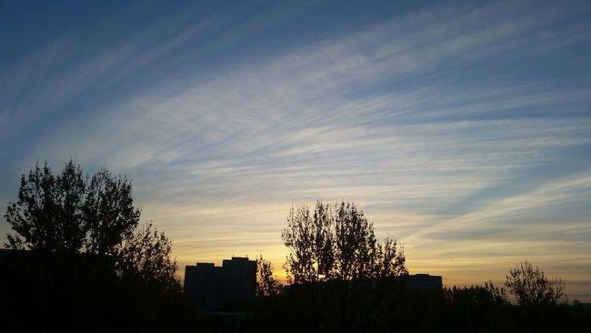 Good Morning World! Clouds Sun Sunny Good Morning Berlin