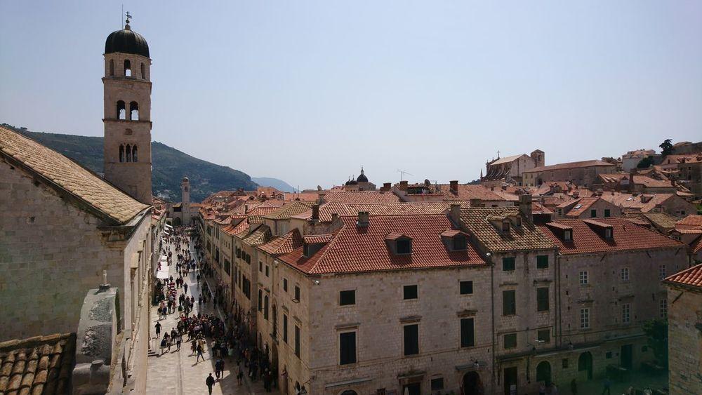 Dubrovnik Oldtown view from the walls Oldtown Oldcity Eastern Europe Easterneurope Kings Landing Oldtown Dubrovnik EyeEm Selects Dubrovnik Game Of Trones Dubrovnik, Croatia Dubrovnik - Croatia❤ Gameofthrones House Outdoors City EyeEmNewHere