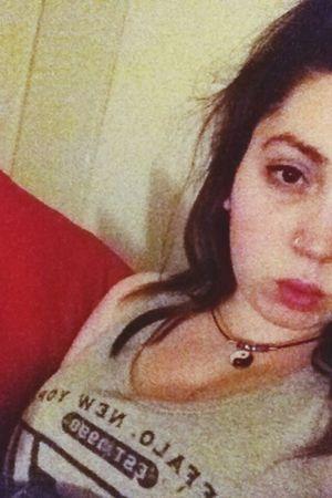 I am so goddamn Pale Selfie Girl Cute