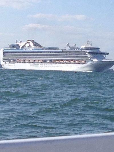Sea And Sky Cruise Ship