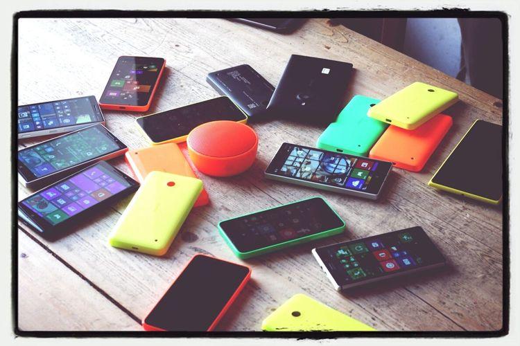 Nokia  hat neue Lumia-Smartphone vorgestellt und wir konnten sie bereits ausprobieren! http://blog.notebooksbilliger.de/nokia-praesentiert-das-lumia-930-630-und-635-mit-windows-phone-8-1/