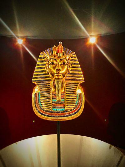Tutanchamun Museum Ägypten  Pharao Tot TOD Dresden Kairo Pyramid gi Gizeh Gesicht
