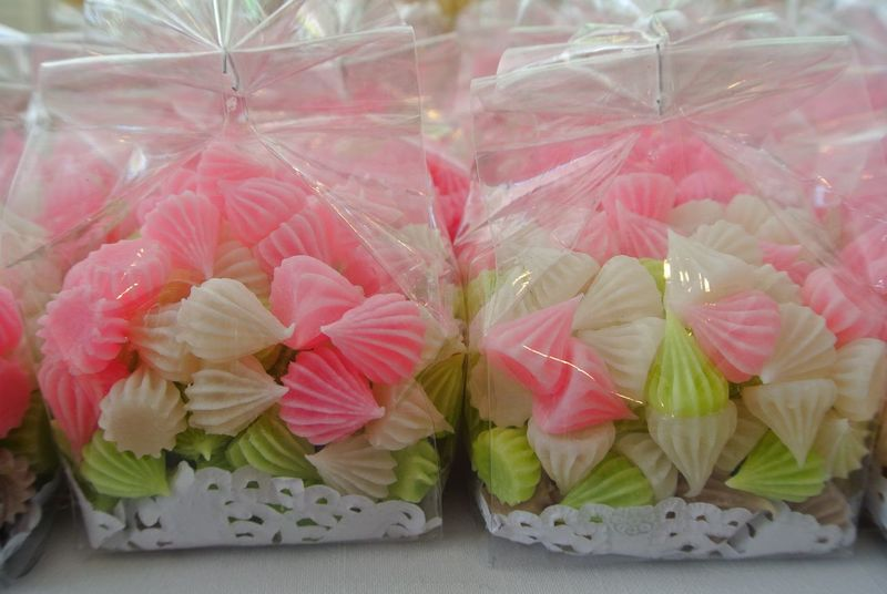 Thai Candy : A-Lua Abundance Arrangement Candy Choice Close-up Decor Decoration Focus On Foreground Fragility Freshness Growth Multi Colored Nature No People Petal Pink Color Plant Selective Focus Still Life Sweet Sweet Food Take A Break Thai Candy Variation