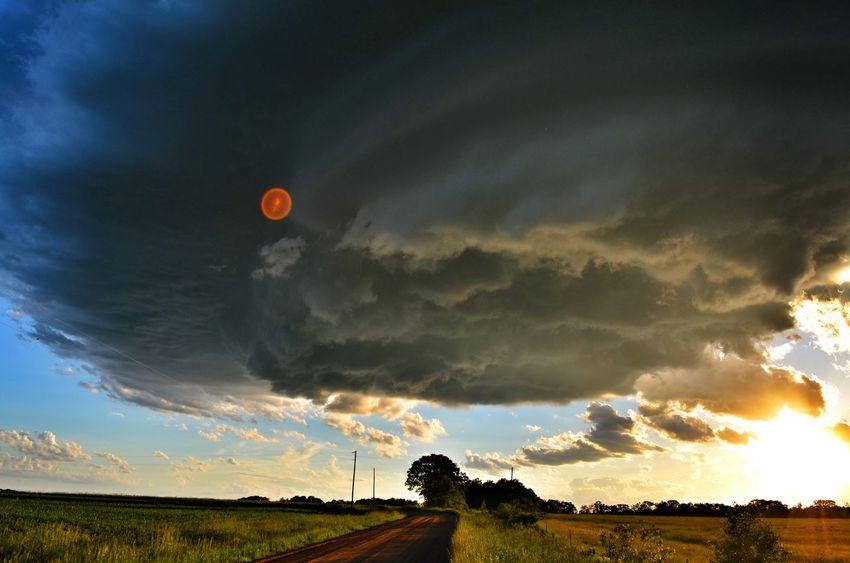 Storms Minnesota Cloudporn Nature