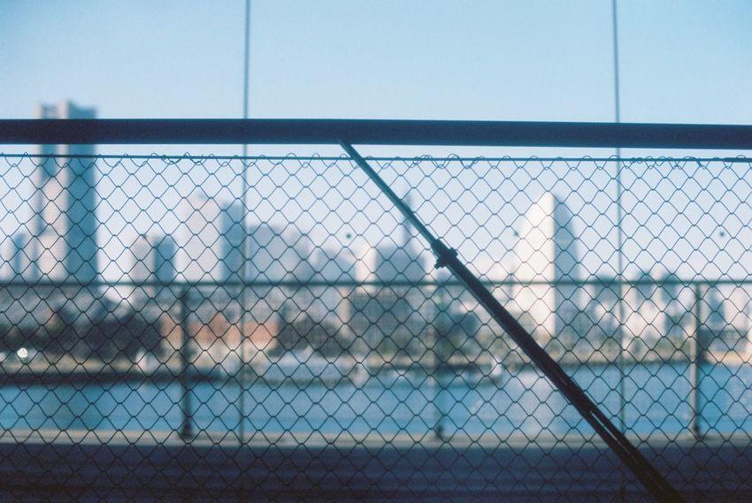 35mm Film Film EyeEm Best Shots Analogue Photography Yokohama Blue Sunny Day