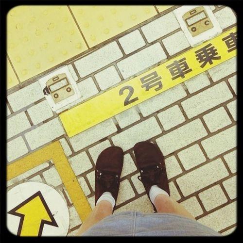 Birkenstock Shoes 東京駅構内のパン屋で5.6時間語ってきた〜( ˙▿˙ )その帰り( ˙▿˙ )靴はビルケンのモンタナ♡
