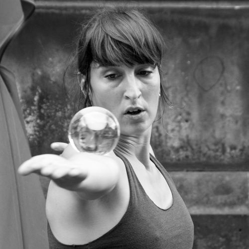 Arts And Culture City Edinburgh Edinburgh Fringe Portrait Of A Woman Portraits Scotland Woman Action Black And White Contact Juggler Day Edinburgh Festival Instense Selfie Monochrome One Person People Portrait Real People Theatre