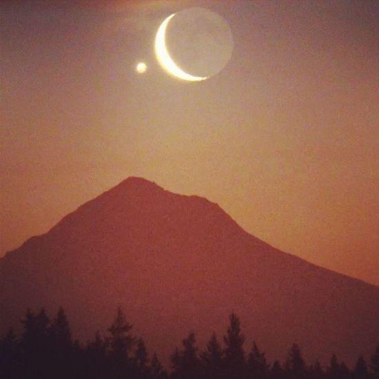 Excelente  Portada Romantica Luna Danzando con Venus...