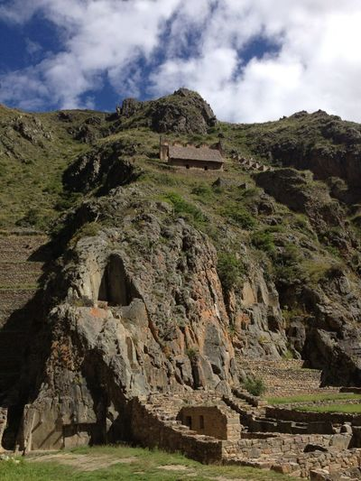 Ollantaytambo - Peru Ollantaytambo
