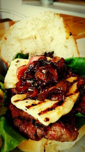 Rhodes best burgers!! Magister's 'bistrot' burger! First Eyeem Photo