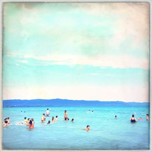 All at sea! NEM Painterly NEM GoodKarma AMPt_Landscape NEM Submissions