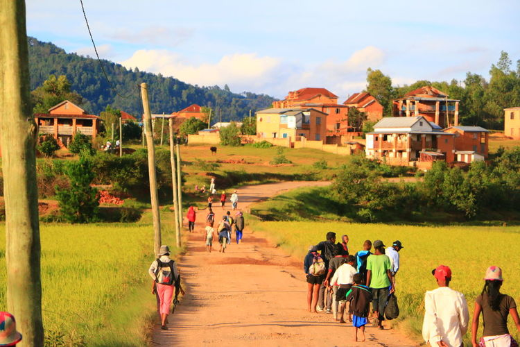 Welcome Countryside Fandriana Madagascar  Taking Photos Igersmadagascar