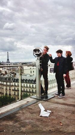 France 🇫🇷 Eiffel Tower From Afar Tour Eiffel Paris