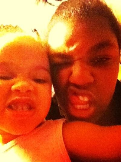 Me And Lil Cuzzo Goofin
