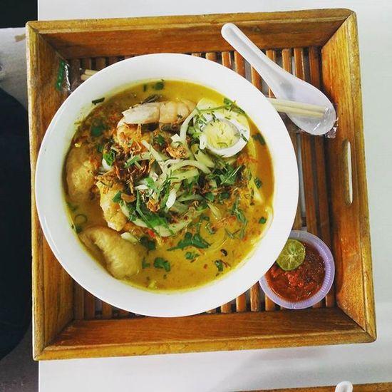 Nyonya laksa Food Melaka Igersmalaysia Nyonyafood