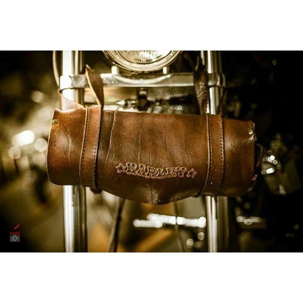 Harleydavidson Saddlebag at Thunderbike_Roadhouse Germany