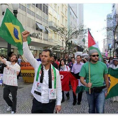 Free Palestine فلسطين حرة