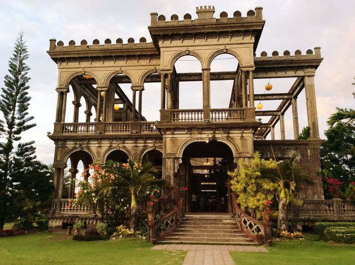 The Ruins Bacolod Philippines The Ruins Architecture Old Buildings Building Vintage Tourism Travel Destination Non-urban Scene Building Exterior