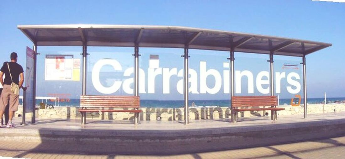 Beachphotography Playa De San Juan Carrabiners