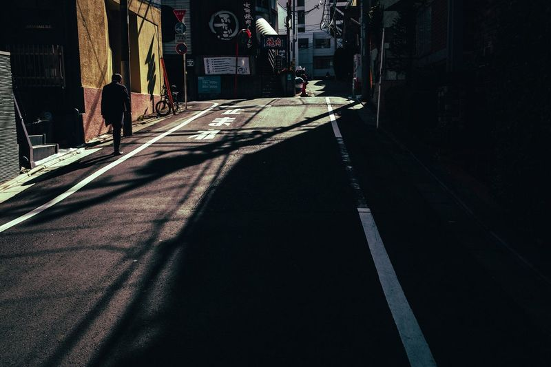 Shadow Building Exterior Architecture City Road Sunlight Direction Built Structure Street Day Outdoors