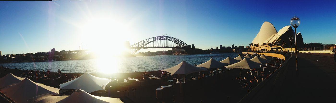 The Explorer - 2014 EyeEm Awards TTraveling Bridge Enjoying The View