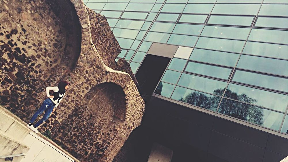 Embrace Urban Life Past Vs Present Interaction Architecture Built Structure AWARD