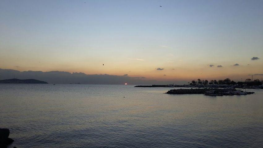 MinikTuruncuGüneş Günbatımı 🌅