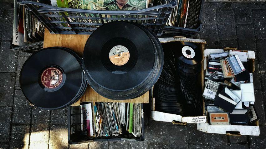 Vinyl Records Vintage Shopping Music Showcase: December